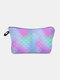 Multifunctional Portable Makeup Bag Fish Scale Women Travel Wash Storage Bag - #05