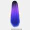 16 Colors Corn Hot Ponytail High Temperature Fiber Elastic Net Fluffy Breathable Ponytail - #16
