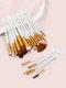 20 Pcs Shell Makeup Brushes Set Concealer Eyeshadow Loose Powder Brush Brush Pack Makeup Tool - #07