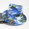 Chapeau de plage motif tissu seau hommes balnéaire vacances parasol chapeau occasionnel