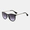Vintage Round Sunglasses For Women Classic Retro Style Outdoor Glasses High Definition Sunglasses - #7