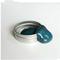 Magnetic Rubber Mud  Clay Plasticine Ferrofluid Handmade DIY Playdough Adult Toys Kids Children - Blue