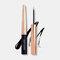 Liquid Eyeliner Pencil Long-Lasting Waterproof Sweat-Proof Quick-Drying Eye Makeup Tool - Black