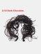 14 Colors Long Curly Wig Piece Disk Hair Caterpillars Hair Packs Bride Hair Extensions - #06