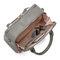 Женское Двухслойная цепочка Crossbody Сумка Многофункциональная твердая сумочка