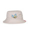 Women Men Double-sided Wear Embroidery Fishing Hat Outdoor Windproof Sunshade Breathable Cap