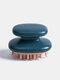 Portable Household Scalp Massage Comb Detachable Bath Shampoo Air Cushion Combs - Blue