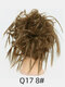 41 Colors Chicken Tail Hair Ring Messy Fluffy Rubber Band Curly Hair Bag Wig - 08