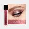 14 Colors Liquid Eyeshadow Sequins Earth Color Shimmer Brighten Makeup Waterproof Eyeshadow - #05