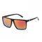 Men's Woman's Multi-color Fshion Driving Glasses Square Retro Frame Sunglasses
