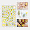 3D Colorful Nail Sticker Fruit Rainbow Series Simple Lovely Decoration Manicure Sticker - 3