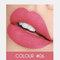 2 In 1 matten Lippenstift Lipgloss Double-Headed Design Wasserdicht Soft Smooth Cosmetic Lip Makeup - #06