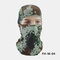 Riding Hood Python Pattern Hat Breathable Sunscreen Windproof Motorcycle Mask Warm Hood - 08