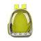 3 ألوان تنفس الكلب حيوان أليف شفاف القط سفر حقيبة السفر الناقل كبسولة الفضاء الشفاف
