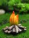 ドワーフおかしいミニチュア妖精の庭おしっこ酔ったノームエルフの装飾品手工芸品屋外樹脂盆栽庭の装飾 - #05