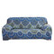 1/2/3/4 Seats Elastic Stretch Sofa Armchair Cover Couch Slipcover Bohemian Pattern Stretch All-Inclusive Sofa Cover - #2