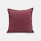 Einfarbiges Sofa Kissenbezug Polyester Leinen Kreative Autokissen Zimmer Wohnzimmer Kissen - Rose