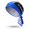 Mens Pirate Hat Breathable Foldable Sports Cap Sun Cap Outdoor Riding Headpiece - #03