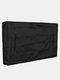 Abnehmbare Matratzentasche Innen- und Außenbewegung Wasserdichter wiederverwendbarer Sonnenschutz-Matratzenbezug - Schwarz