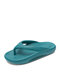 Couple Women Fashion Indoor & Outdoor Flip Flops Comfy Soft Casual Beach Slippers - Green