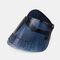 Anti-fog Anti-UV Outdoor Cover Face Sun Hat Adjustable - Navy