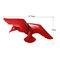 Europeo 3D estéreo pared resina pájaro pared fondo ornamento hogar artesanía decoración - #10
