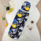 Print Solid Cotton Baby Sleepbag with Hat Set For 0-12 Months