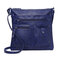 Brenice Women Faux Leather Multi-pockets Shoulder Bag Crossbody Bag