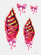 Halloween Temporary Tattoo Sticker Party Props Horror Bloody Scar Tattoo Transfer Paper - #08