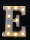 LED English Letter And Symbol Pattern Night Light Home Room Proposal Decor Creative Modeling Lights For Bedroom Birthday Party - #05