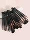 20 Pcs Shell Makeup Brushes Set Concealer Eyeshadow Loose Powder Brush Brush Pack Makeup Tool - #09