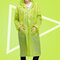 EVA Outdoor Adult Raincoat Dust-proof & Water-proof Hiking Raincoat - Green