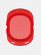 1PC Omelette Maker Mould Microwave Oven Silicone Non-stick Baking Pan Kitchen Egg Tools - Red