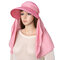 Covering Anti-UV Sun Protection Cap Foldable Removal Empty Top Hat