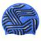 Fashion Men Women Silicone Printing Waterproof Swim Caps Durable Stretch Swimming Hat Bathing Hat