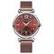 Elegant Design Mesh Steel Women Wristwatch Crystal Ladies Quartz Watch - 03