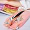 لطيف قلم رصاص القضية حقيبة قلم رصاص حقيبة الحقيبة اللوازم المدرسية القرطاسية حقيبة الطالب اللوازم
