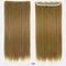 26 цветов длинные прямые Волосы удлинители 5 зажимов ложные Волосы шт. Высокотемпературное волокно Парик - 09
