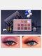 15 Colors Sequins Glitter Earth Color Eyeshadow Palette Pearlescent Waterproof Eye Makeup - #04