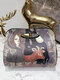 Women Ethnic Print Crossbody Bag Handbag - #10