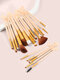 20 Pcs Shell Makeup Brushes Set Concealer Eyeshadow Loose Powder Brush Brush Pack Makeup Tool - #08