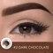5 Colors Dual-Use Eyeliner Gel Cream Waterproof Long-Lasting Eyebrow Cream Eyeliner - #02