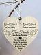 Placa de madeira para presente pendurada com chip de Natal de madeira Pingente Coração Decoração de garrafa de vinho em forma de etiquetas para casa - #08