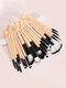 20 Pcs Shell Makeup Brushes Set Concealer Eyeshadow Loose Powder Brush Brush Pack Makeup Tool - #14