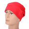 Men Women Breathable Quick-dry Sweat-Absorbent Sport Warm Multi-function Hat With Adjustable String - Red