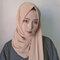 Women Solid Color Muslim Scarf Hijab Chiffon Long Scarf - #06