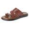 Menico Ciabatte da uomo comode Soft Pantofole casual con suola da spiaggia