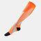 Magic Compression Elastic Stockings For Men Outdoor Football Sport Shoes  - Orange