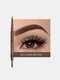 3 in 1 Auto Brows Pen Langlebig Wasserdicht Schweißfest Anfänger Make-up Augenbrauenstift - # 04