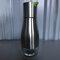 ステンレス鋼と鉛フリーのガラス製オイルディスペンサーソースディスペンサー300 ml防漏型オイルボトル - フルーツグリーン